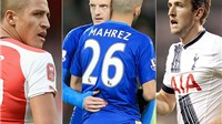 Arsenal áp đảo đội hình tiêu biểu Premier League 2015
