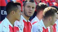 Arsenal gia hạn hợp đồng với Wilshere bất chấp chấn thương dai dẳng
