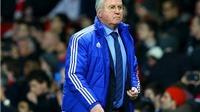 Hiddink: 'Fabregas không đáng bị đổ lỗi nhưng chưa chắc đã đá chính'