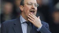 Benitez: 'Real Madrid cần thi đấu ổn định hơn. Các cầu thủ chưa chơi hết sức mình'