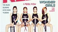 Billboard chọn 'Reboot' của Wonder Girl là album K-pop hay nhất năm 2015