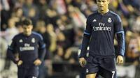 Hàng công Real Madrid: Ronaldo vẫn chỉ 'bắt nạt' các đội nhỏ