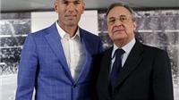 Con số & Bình luận: Real Madrid, 10 năm, 13 nhà cầm quân
