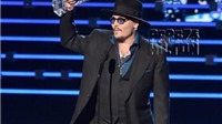 Johnny Depp, 'Furious 7' thắng lớn tại lễ trao giải People's Choice Awards