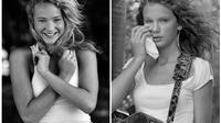 Lộ bộ ảnh thời 'non nớt, trong trắng' của Jennifer Lawrence, Taylor Swift...