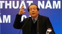 Nhà thơ Hữu Thỉnh tái đắc cử Chủ tịch Liên hiệp các Hội VHNT Việt nam
