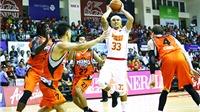 Giải bóng rổ nhà nghề Đông Nam Á 2016: Sài Gòn Heat giữ vững hạng 4