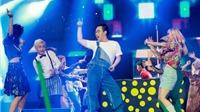 Liveshow 2 The Remix 2016: 'Thánh mưa' Trung Quân bị loại vì… mưa