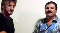 'Người hùng' Sean Penn bất ngờ bị điều tra vì cuộc gặp bí mật với El Chapo