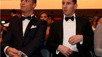 Quả bóng Vàng FIFA 2015: Ronaldo có bầu Messi?