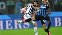 Inter Milan mất ngôi vô địch mùa đông