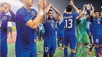 Soi thất bại 0-2 của U23 Jordan trước người Thái tại ASIAD 2014