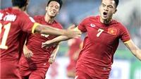 Tiền vệ Hoàng Thịnh: 'Cầu thủ Tây Á mạnh nhưng ít mưu'