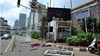 VIDEO ghê rợn: khủng bố ở Jakarta tự cho nổ tung thân mình