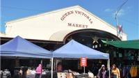 Đi chợ Victoria ở Melbourne