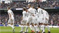 Real Madrid 5-1 Gijon: BBC tỏa sáng, 'RealZidane' lại thắng tưng bừng