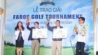 Faros Golf Tournament 2016 thành công ngoài mong đợi