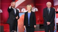 Bầu cử Mỹ 2016: 'Nóng' cuộc tranh luận cuối cùng giữa bà Hillary Clinton và ông Sander