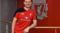 Simon Mignolet CHÍNH THỨC gia hạn hợp đồng thêm 5 năm với Liverpool