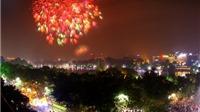 Hà Nội: Chi tiết 30 điểm bắn pháo hoa đêm giao thừa Tết Bính Thân 2016
