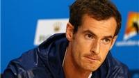 NGẠC NHIÊN: Chính Andy Murray điều tra các trận tennis 'có mùi'
