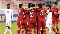 U23 UAE 3-2 U23 Việt Nam: Xuân Trường, Nam Anh thẻ đỏ, U23 Việt Nam thua ngược đáng tiếc