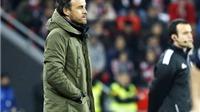 Luis Enrique: 'Đội bóng của tôi có khát vọng và lòng nhiệt huyết'