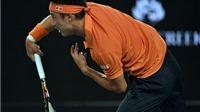 VIDEO: Thắng tay vợt 'giống Cristiano Ronaldo', Nishikori vào vòng 4