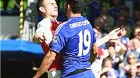 """Arsene Wenger: """"Đừng dại mắc bẫy Diego Costa lần nữa'"""