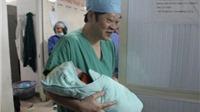 Bé gái đầu tiên chào đời nhờ phương pháp mang thai hộ
