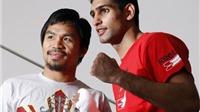 Manny Pacquiao chỉ trích Amir Khan vì thất hứa