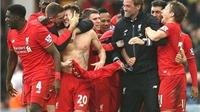 Norwich 4-5 Liverpool: Thầy trò Klopp ngược dòng 'điên rồ' sau cơn mưa bàn thắng