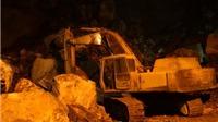 Khởi tố điều tra hình sự vụ sạt mỏ đá làm 8 người chết ở Thanh Hóa
