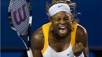 Serena: 'Tôi không nghĩ mình thắng nhanh đến thế'