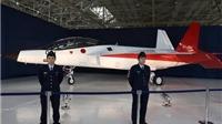 Sửng sốt trước máy bay tàng hình 'made in Japan' đầu tiên