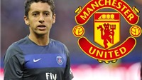 CHUYỂN NHƯỢNG 29/1: Man United và Barca tranh Marquinhos. Vụ Pato đến Chelsea bế tắc