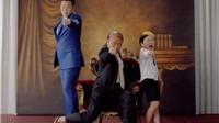VIDEO: Điệu nhảy siêu vui nhộn của Psy sẽ khuynh đảo truyền hình Trung Quốc dịp Tết