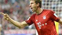 Mueller, nhân tố X của Bayern Munich