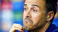 Luis Enrique: Một trận đấu không thể quyết định cuộc đua vô địch