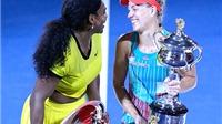 Kerber xuất sắc, hay Serena mất chức vô địch?