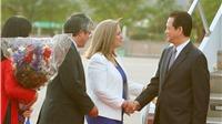 Thủ tướng Nguyễn Tấn Dũng bắt đầu chuyến tham dự Hội nghị Cấp cao đặc biệt ASEAN - Hoa Kỳ
