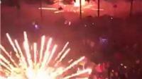 Sự cố bắn pháo hoa ở Quảng Ngãi là 1 trong 132 vụ cháy trong Tết