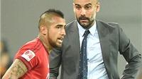 Bayern Munich: Đến lượt Vidal 'đi viện'