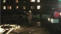 Nga: Nổ khí ga sập tòa nhà 5 tầng, 4 người đã chết