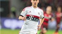 Bayern Munich: Joshua Kimmich, lời giải bất ngờ trong bão chấn thương