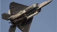 Mỹ điều máy bay chiến đấu tàng hình F-22 tới Hàn Quốc