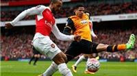Arsenal 0-0 Hull: Vắng Oezil, Arsenal hòa không bàn thắng trên sân nhà