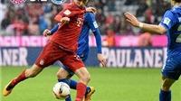 Bayern Munich 3-1 Darmstadt: Thomas Mueller lập siêu phẩm, Bayern bỏ xa Dortmund 11 điểm