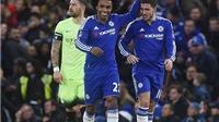 Chelsea 5–1 Man City: Hazard tỏa sáng, Chelsea vào tứ kết cúp FA