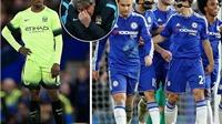 ĐIỂM NHẤN Chelsea 5-1 Man City: Hazard trở lại. Chelsea nhìn Man City mà... ghen tị